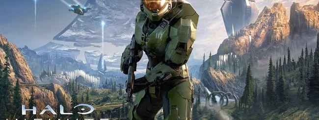 Halo Infinite potrebbe arrivare a scaglioni