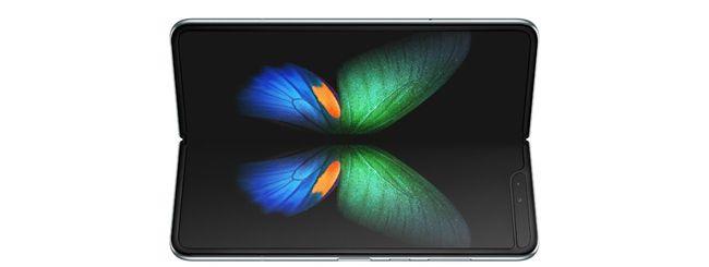 Samsung Galaxy Fold, primo smartphone pieghevole