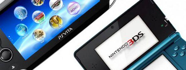 PS Vita vs Nintendo 3DS, console portatili a confronto