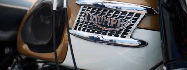Triumph vuole la moto elettrica