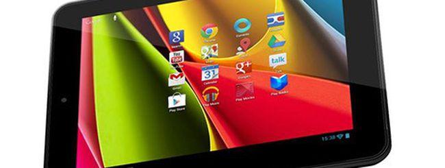 Archos 80 Cobalt, tablet Android 4.0 ICS da 8 pollici