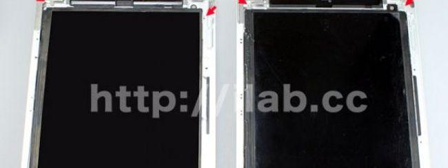 I presunti componenti dell'iPad 3 combaciano