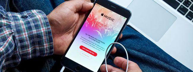 Apple Music supera 20 milioni di abbonati