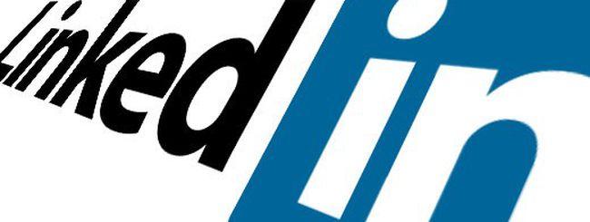 LinkedIn e la nube di InMaps