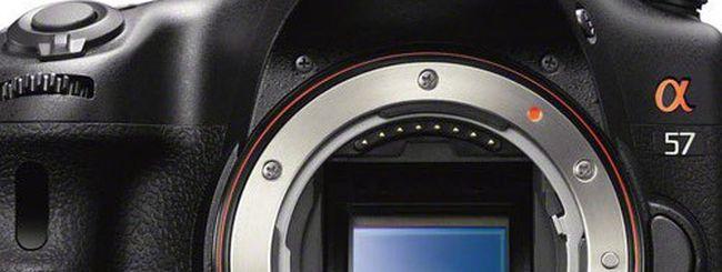 Sony Alpha A57, primi scatti fotografici di prova