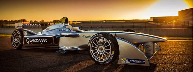 Enel correrà in Formula E