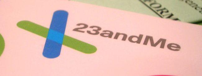 Google tiene in vita 23andMe con altro denaro