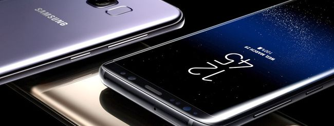 Samsung Galaxy S8, prima beta di Android 9 Pie