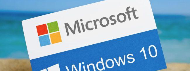Windows 10 continua la sua corsa