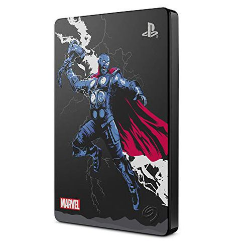 Seagate Game Drive per PS4 Avengers. Thor Special Edition, 2 TB
