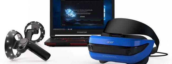 Microsoft lancia la Mixed Reality per tutti
