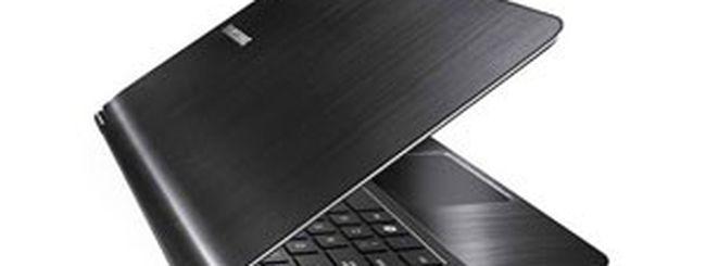 Samsung: in arrivo un portatile Serie 9 da 11.6″ con CPU Core i3