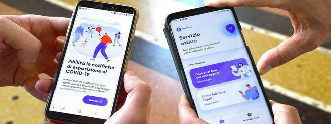 L'app Immuni arriva anche sugli smartphone Huawei