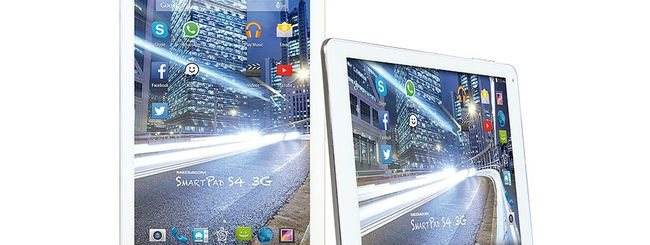 Mediacom presenta un nuovo tablet Android