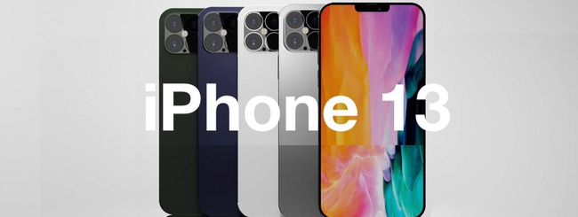 iPhone 13, nel 2021 con Display Promotion 120 Hz