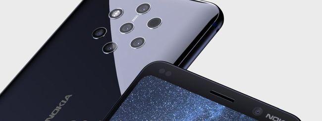 Nokia 9 PureView, annuncio a gennaio?