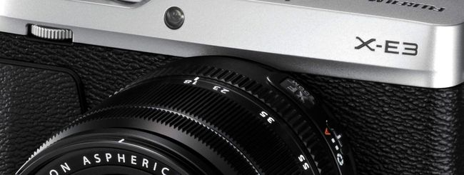 Fujifilm X-E3: registrazione video 4K