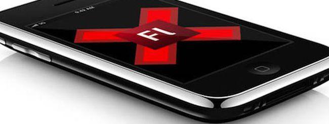 Adobe: addio a Flash su iPhone e tutti i dispositivi mobile