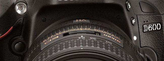 Nikon D800 e D600, nuovi firmware in arrivo