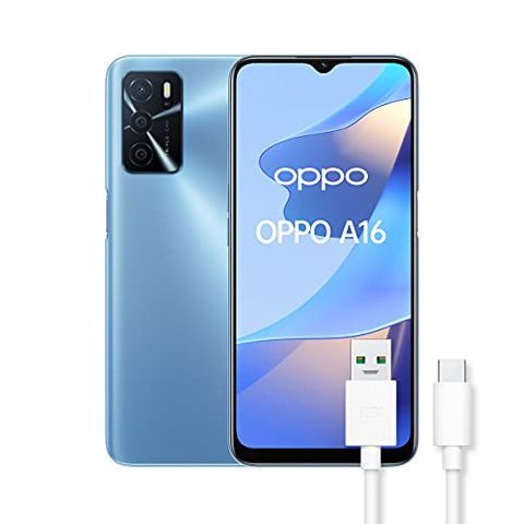 OPPO A16 (Pearl Blue)