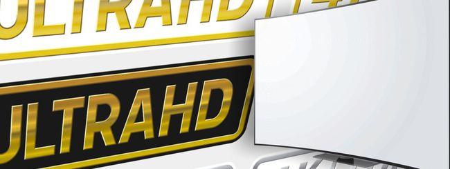 A che distanza posizionare una TV Ultra HD?