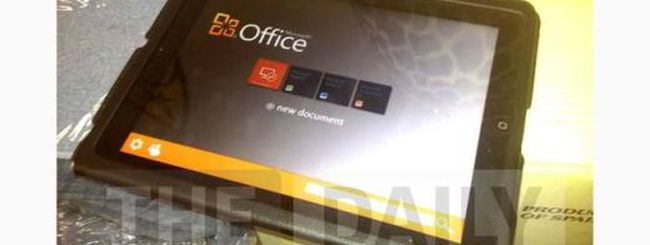Office per iPad in arrivo sull'App Store (up.1)
