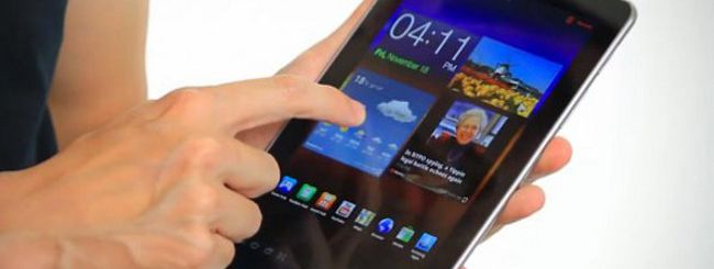 Samsung farà altri tablet con display AMOLED?