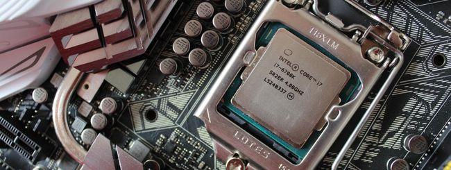 Intel, aumentano i profitti, scendono i ricavi