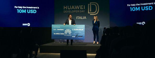 Developer Day, Huawei investe 10 milioni in Italia
