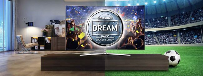 Samsung Dream Pack Soccer Edition