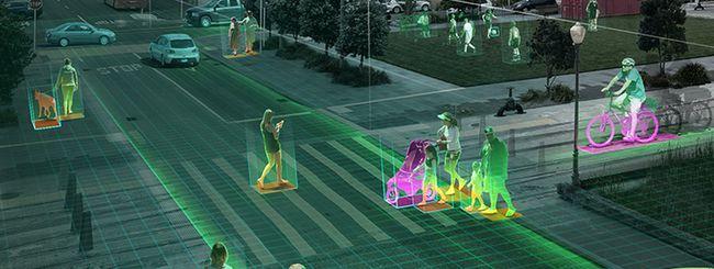 NVIDIA Metropolis, deep learning per smart city