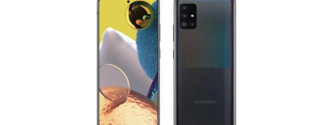 Samsung Galaxy A71 e A51 anche in versione 5G?