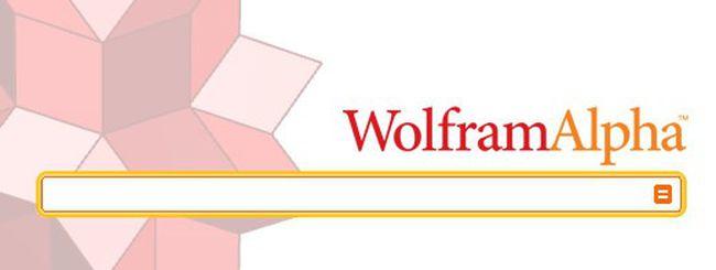 Wolfram Alpha per iOS elabora le immagini