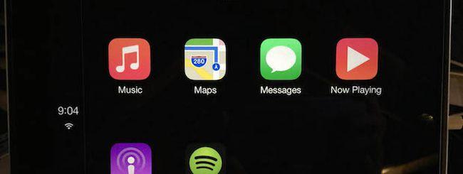 Un hack porta CarPlay su iPhone e iPad senza autoradio né schermi esterni