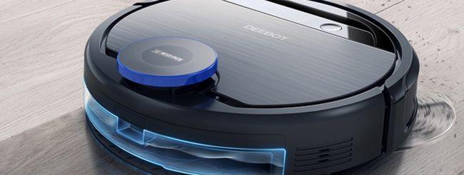 Ecovacs Robotics presenta Deebot Pro930