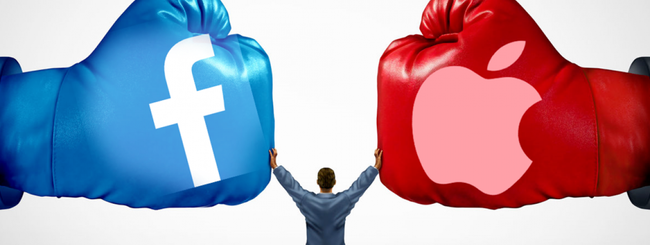 Apple e Facebook, è scontro sulla privacy