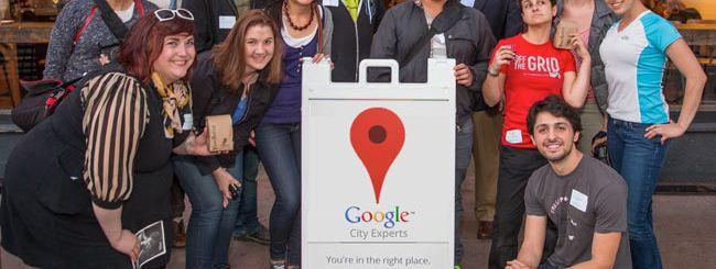 Google lancia il programma City Experts