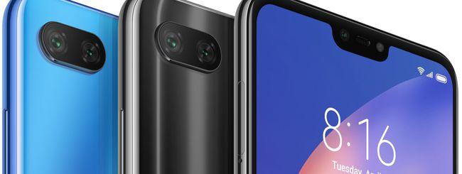 Xiaomi Mi 8 Pro e Mi 8 Lite arrivano in Italia