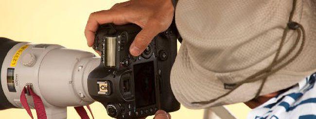 Canon, test nuova reflex: 5D Mark III o serie inedita?