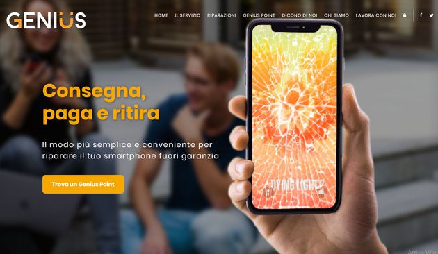riparare smartphone geniusrepair