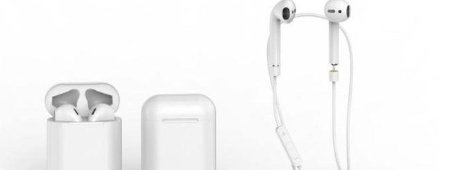 Air.Wear è la batteria indossabile per gli AirPods