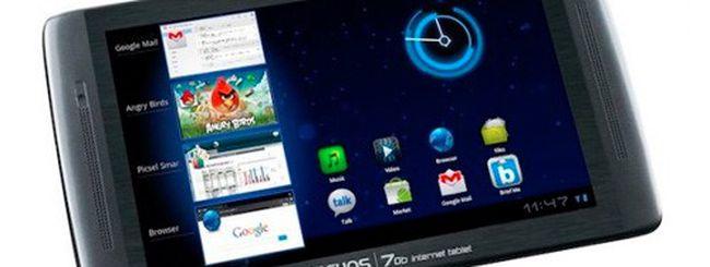 Archos 70b Internet Tablet in arrivo a 199 dollari