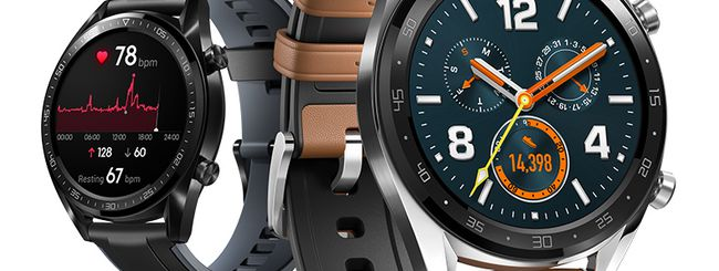 Huawei Watch GT 2: impermeabile e con funzioni per lo sport