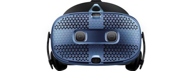 HTC Vive Cosmos arriva il 3 ottobre