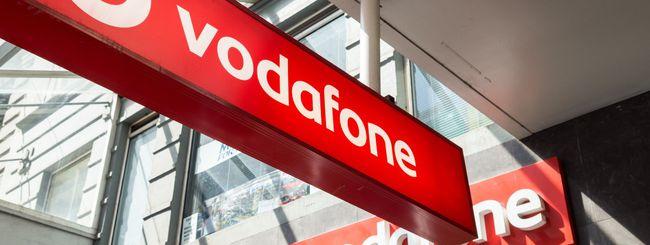 Vodafone, hotspot gratuito per tutti