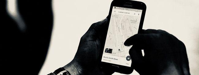 Google Maps testa la Navigazione in Incognito
