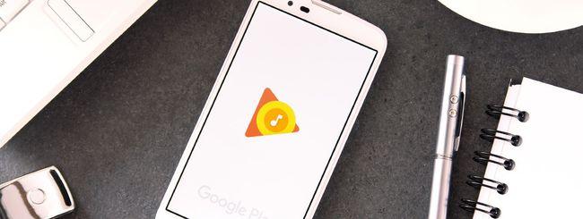 Fusione tra Google Play Musica e YouTube Red