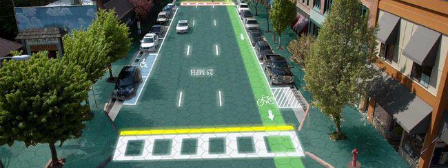 Solar Roadways: le strade produrranno energia