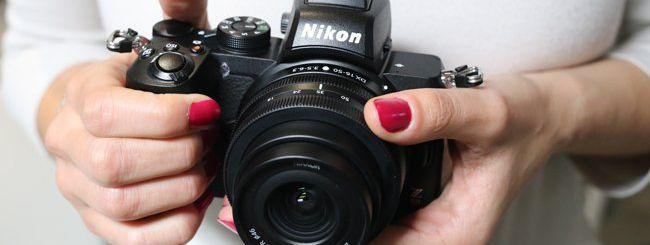 Nikon Z50, una Z6 in formato DX