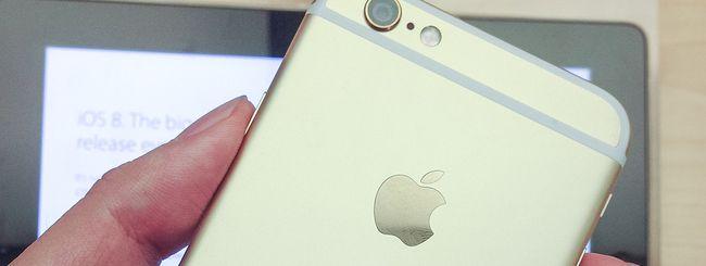 iPhone 6 Plus: Apple sostituisce la fotocamera